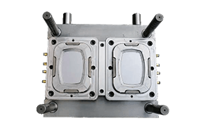 2-cavity Thin Wall Container Mould