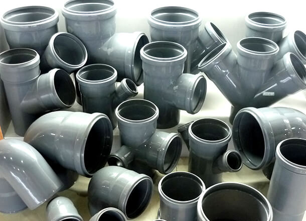 Pipe Fitting Injection Molding Line-Dakumar