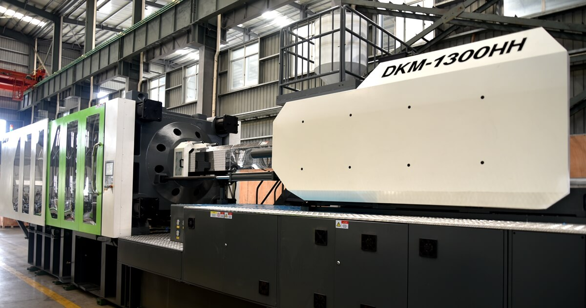 DKM-1300HH High Speed Injection Machine