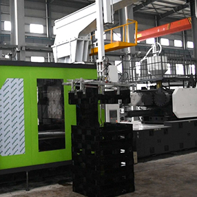 Plastic Big Parts Moulding Production Line