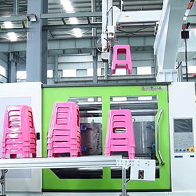 Plastic Chair Injection Molding Line