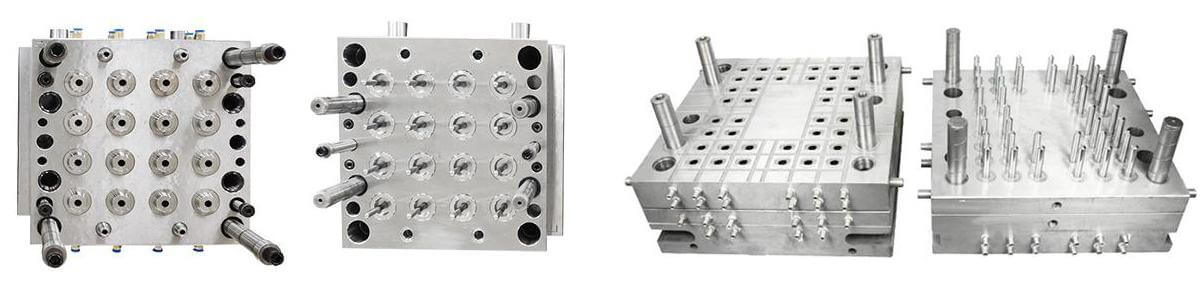 Medical Test Tube Injection Mould